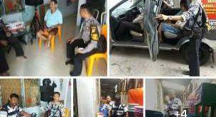 Foto: Kondisi lapangan oknum warga yang membuat kegaduhan di kawasan Pattimura Indah