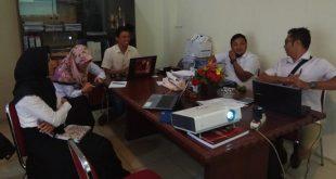 Dinas Perumahan Rakyat Kawasan Pemukiman dan Lingkungan Hidup Kalbar Gelar Dikjur Online