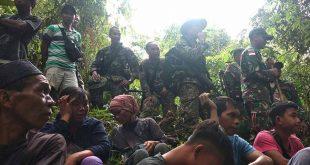 Upaya Negosiasi Berhasil, TNI Bebaskan 25 WNI
