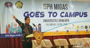 "BPH Migas ""Goes to Campuss"" Hadir untuk Anak Negeri"