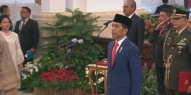 Kabinet Jokowi jilid 2