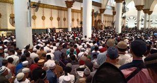 """Subuh Akbar Fantastis, Pecahkan Rekor Mujahidin """"Tembus 100 Ribu Jamaah"""""""