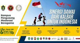 400 Muda Millenialis Siap Ikuti Duta Damai Kalimantan Barat 2019