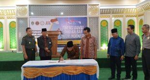 Kegiatan Sinergi Damai dari Kalbar untuk Indonesia Sukses