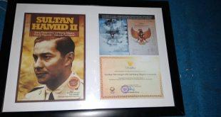 Lebih dari 50 tahun Hari Pahlawan diperingati, Apakah Sultan Hamid II dikenal?
