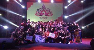 'TIDAYU Kalimantan Barat' Pecahkan Malam Puncak Kampung Budaya