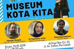 MeetUP #3 : Museum Kota Kita