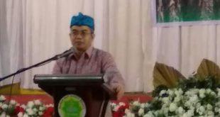 Yudi Latif Tampil di Rumah Melayu