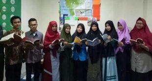Hari Ini, Calon Duta Literasi FUAD Kunjungi Pusat Media Damai