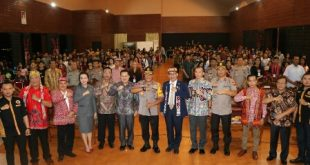 Perayaan Natal Bersama Pemuda Dayak Kalbar, Irjen Pol Didi Haryono Glorakan Semangat Persatuan