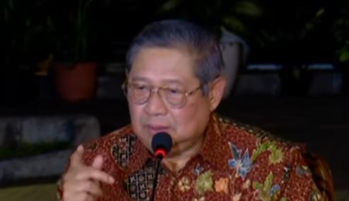 warning SBY