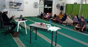 Antusiasme Masyarakat Pontianak Menyembuhkan Penyakit Lewat Metode Islami