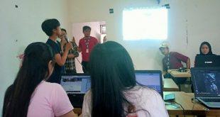 Kelas Desain Grafis bersama Dynamic Indonesia