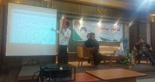 Ketua FKPT Kalbar Jadi Narasumber Diskusi Publik tentang Pencegahan Radikalisme