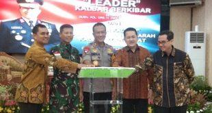 Launching Buku Biografi, Irjen Didi Haryono Ajak Masyarakat Gemar Membaca