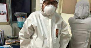 Dokter Paru dari Kedoya Jakarta – Usia 80 – Bekerja Sampai Jam 3 Subuh untuk Sehatkan Pasien Corona