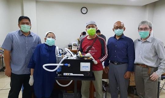 ventilator ITB