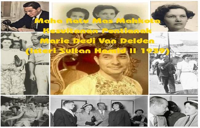 Maharatu Marie Van Delden