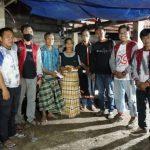 Tim Pencari Fakta AMSI menemui orang tua korban. Foto Sulawesion.com