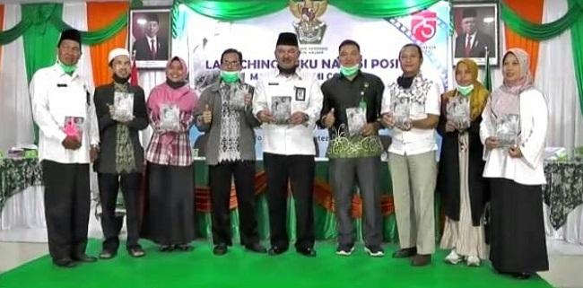 Launching Buku Jalan Tengah Memaknai Corona