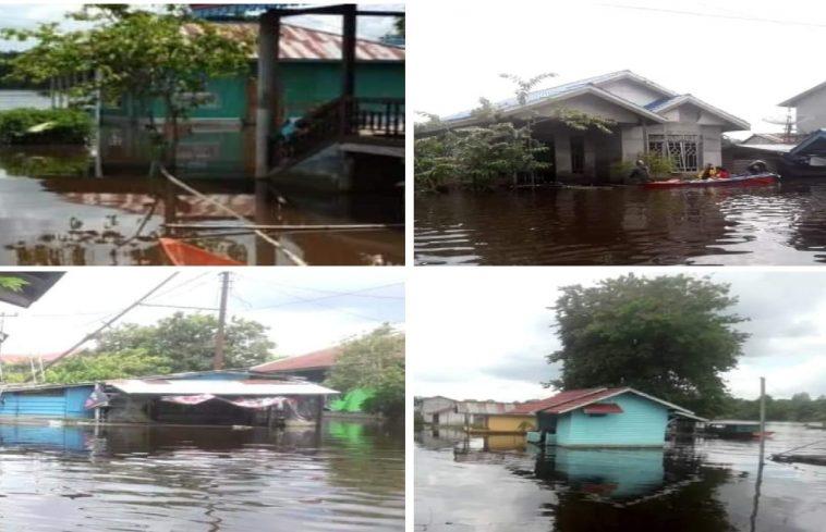 banjir kapuas hulu