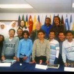 Foto saat studi di ITD Amherst Massachusetts 2002