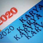 2020 kerja