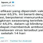 bpom efikasi