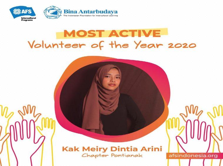 kak meiry volunteer