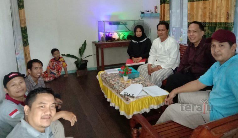 Tokoh Muslim Perbatasan Sambut Hangat Tim Peneliti Kementerian Agama Kalbar